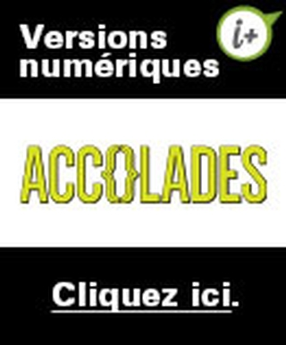 Accolades - 2<sup>e</sup> cycle