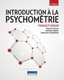 Introduction à la psychométrie, 2<sup>e</sup> édition