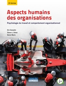 Aspects humains des organisations, 5<sup>e</sup> édition