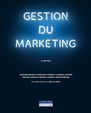Gestion du marketing, 6<sup>e</sup> édition