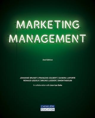 Marketing management, 2<sup>nd</sup> edition