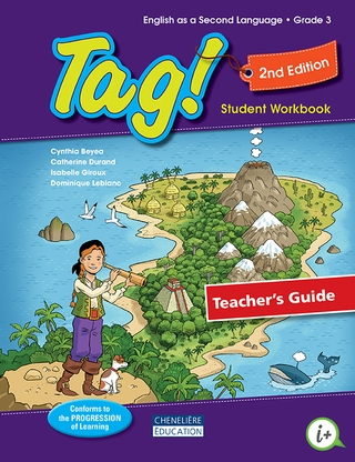 Tag!, 2nd Edition - Grade 3