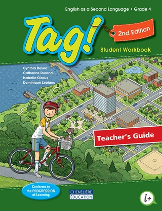 Tag!, 2nd Edition - Grade 4