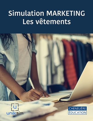 Simulation MARKETING - Les vêtements