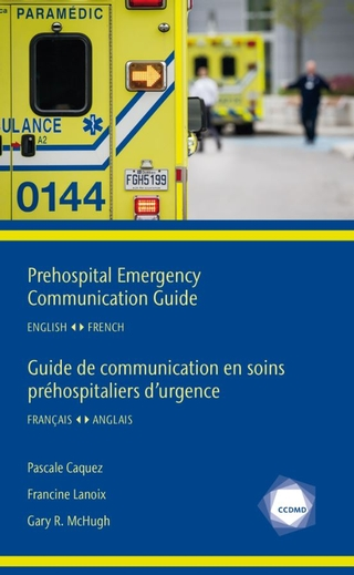 Prehospital Emergency Communication Guide