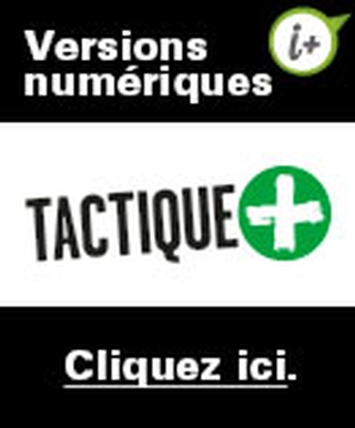 Tactique+, 2<sup>e</sup> édition - 2<sup>e</sup> cycle