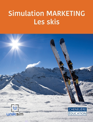 Simulation MARKETING - Les Skis - Version numérique