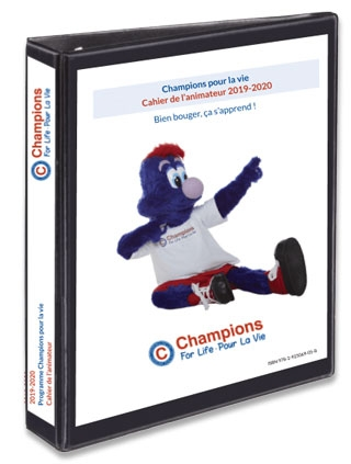 Champions for Life 20-Week Program – Leader's Manual