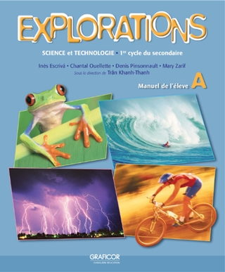 Explorations - 1<sup>er</sup> cycle (1<sup>re</sup> année)