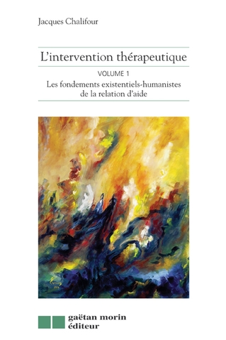 L'intervention thérapeutique, volume 1