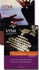 Visa - 5<sup>e</sup> secondaire - Le magazine !