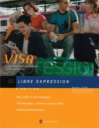 Visa - 1<sup>re</sup> secondaire - Libre expression
