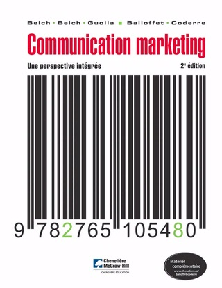 Communication marketing, 2<sup>e</sup> édition
