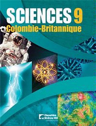 SCIENCES 9 COLOMBIE-BRITANNIQUE