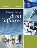 Introduction au droit des affaires, 2<sup>e</sup> édition