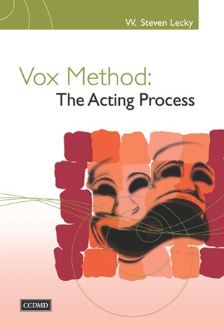 Vox Method: The Acting Process