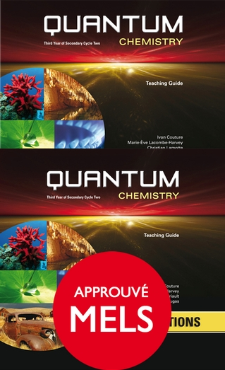 Quantum - Chemistry - Cycle Two (Year Three)