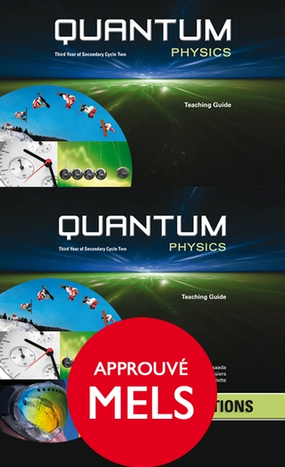 Quantum - Physics - Cycle Two (Year Three)
