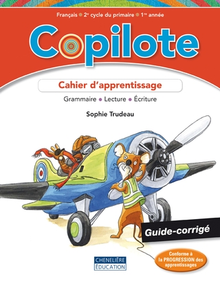 Copilote  - 2<sup>e</sup> cycle (1<sup>re</sup> année)