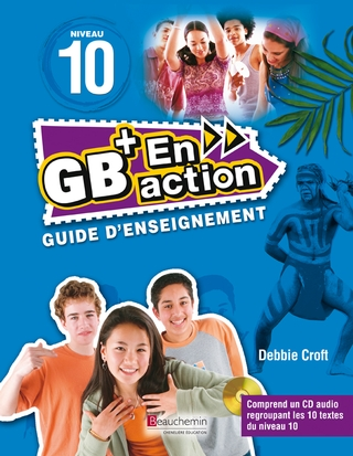 GB+ En action - CD audio - Niveau 10