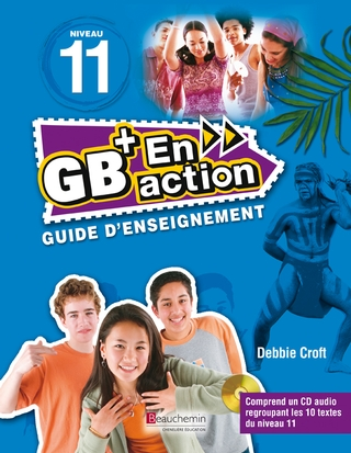 GB+ En action - CD audio - Niveau 11