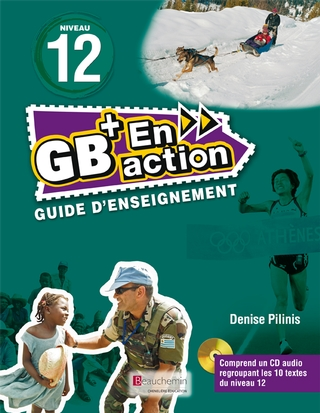GB+ En action - CD audio - Niveau 12