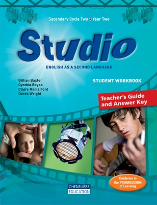 Studio - Cycle Two (Year Two)