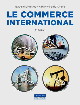 Le commerce international, 3<sup>e </sup>édition