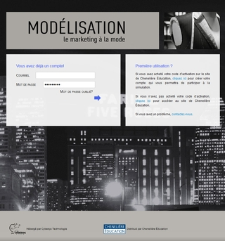 Modélisation - Le marketing à la mode