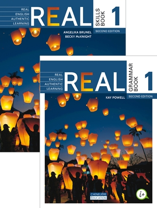 Real English Authentic Learning 1, 2<sup>nd</sup> edition