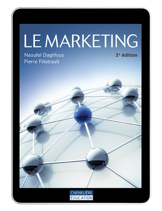 Le marketing, 3<sup>e</sup> édition