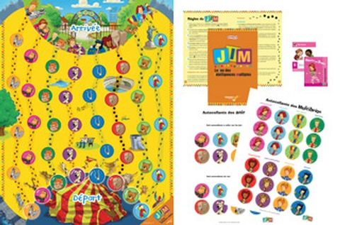 JIM - Jeu des intelligences multiples