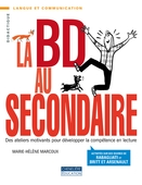 La BD au secondaire