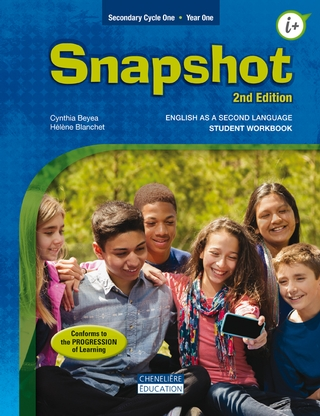 Snapshot, 2nd Edition - Cycle One (Year One)
